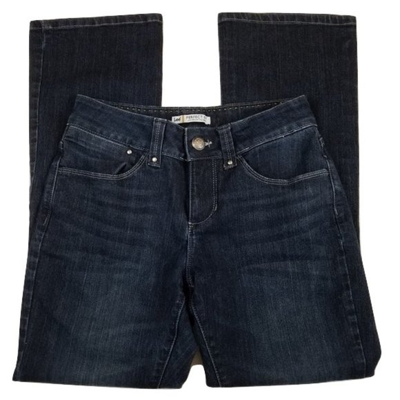 Lee Denim - Lee Perfect Fit Bootcut Jeans with Flap Pockets